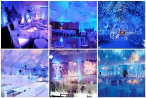 winter wonderland inspiration board