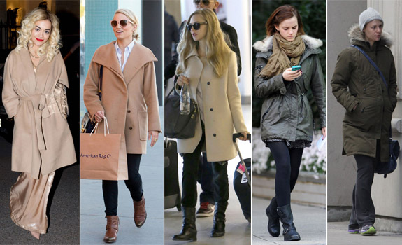 Best Winter Coats for 2017 Celebrities Love | PEOPLE.com