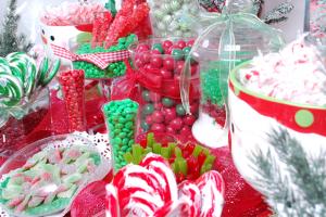 christmas-candy-buffet