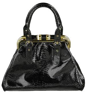 forever-21-jelani-black-patent-reptile-handbag-tote
